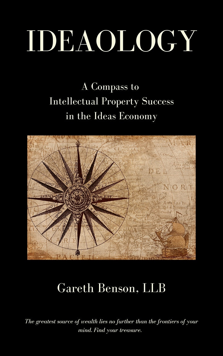 Intellectual  Property for Business: IDEAOLOGY  Book launch + IP Workshop image