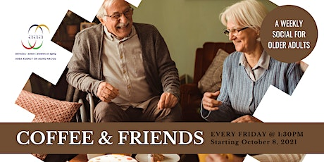Coffee & Friends Social Hour tickets