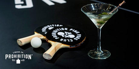 Prohibition Ping Pong Club tickets