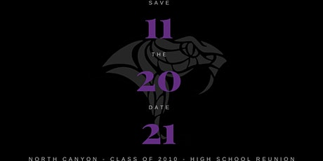 North Canyon High School Class of 2010 Reunion tickets