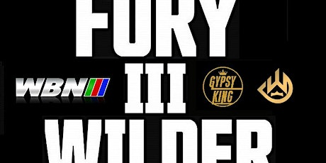 Fury vs Wilder III at Port City Sports Bar and Grill tickets