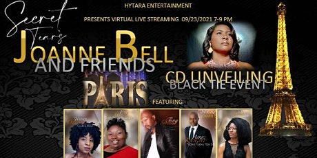 JOANNE BELL VIRTUAL CD UNVEILING EVENT tickets