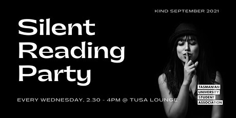 Shhhhh!!! Silent Reading Party tickets