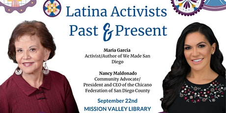 Live with the League: Latina Activists, Past and Present tickets