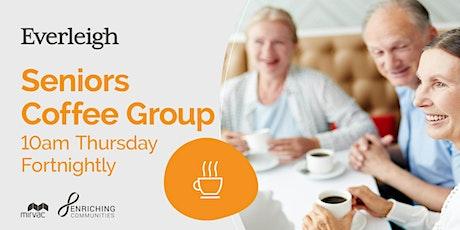 Seniors Coffee Group tickets