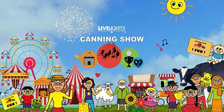 Canning Show 2021 presented by LiveLighter tickets