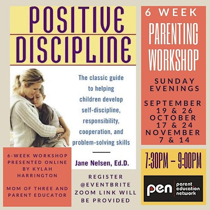 Positive Discipline image