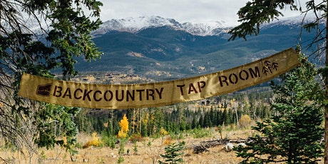 Upslope Backcountry Tap Room benefiting Leave No Trace tickets