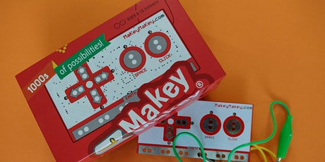 School holiday activity - Makey Makey take home kit tickets