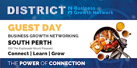 District32 Guest Day – South Perth Business Networking – Wed 22 Sept tickets