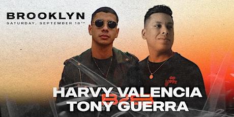 END OF SUMMER  with HARVY VALENCIA B2B TONY GUERRA tickets