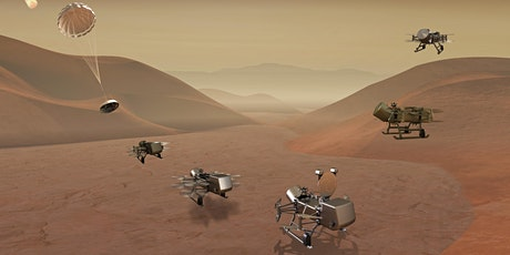 The Dragonfly Mission to Titan tickets