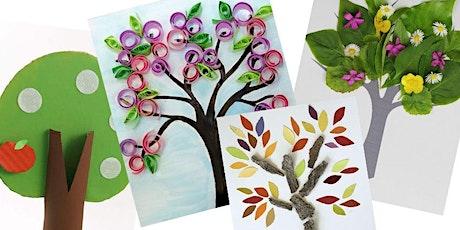 School Holiday Program - Create a Leafy Sculpture tickets