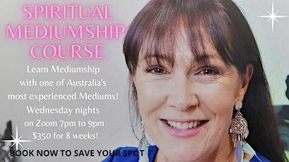 Mediumship Course tickets