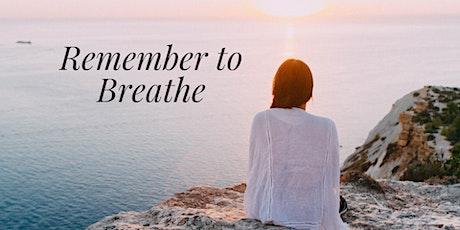 Unwind with grounding Breathwork and Yoga tickets
