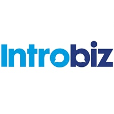 Introbiz  logo