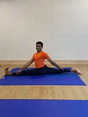 Yoga to improve hip strength and mobility - Workshop by Master Keshav tickets