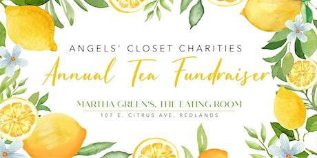 Angels Closet Tea to Go tickets