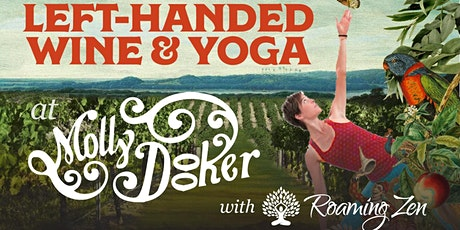 Left Handed Yoga at MollyDooker! tickets