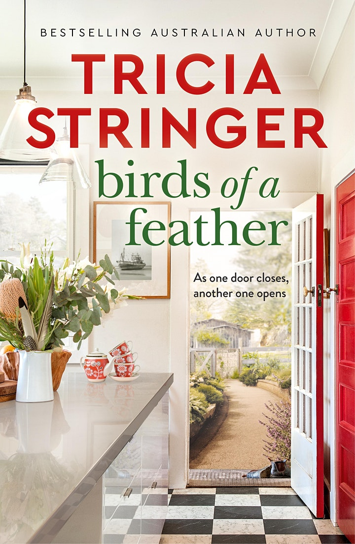 Meet the Author: Tricia Stringer 'Birds of a Feather' image