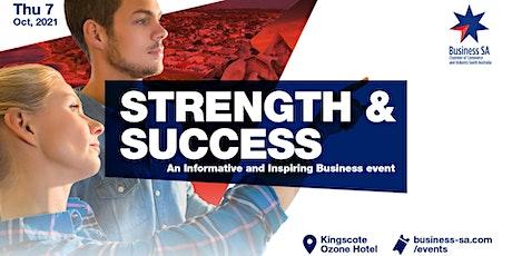 Strength and Success Seminar | Kangaroo Island tickets