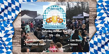 Shovel Town Brewery Oktoberfest 2021 tickets