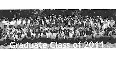Manea Senior College Class of 2011 Reunion tickets