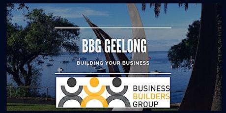 Business Builders Geelong 17.9.2021 tickets