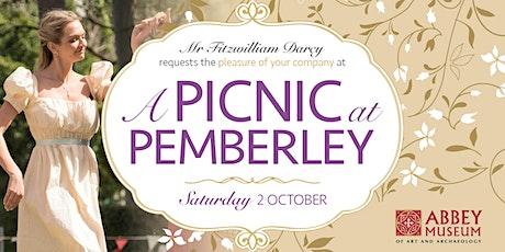 A Picnic at Pemberley 2021 tickets