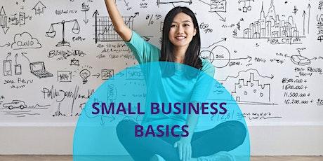 SMALL BUSINESS BASICS tickets