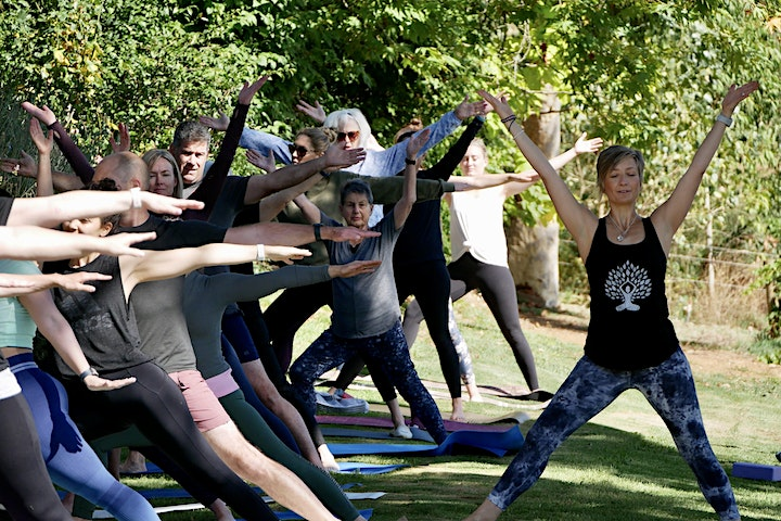 Left Handed Yoga at MollyDooker! image