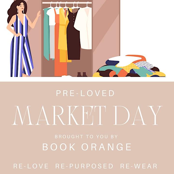 Book Orange's Pre-Loved Market Day image