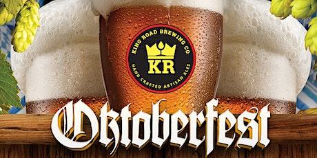 Oktoberfest @ KRB | 18+ Ticketed Event tickets