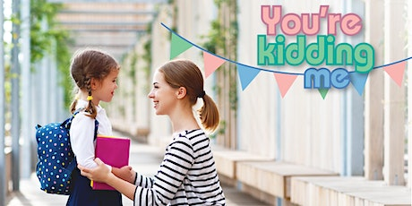 Transition to school ~ preparing your child for the next step. tickets