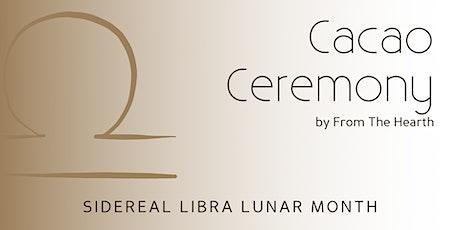 Full Moon Cacao Ceremony and Celebration! tickets
