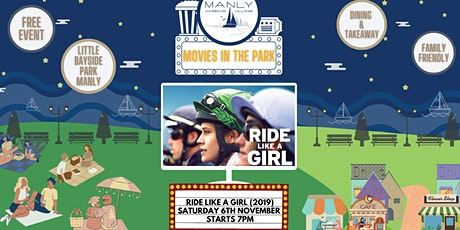 Free Movies in the Park: Ride Like A Girl (2019) tickets