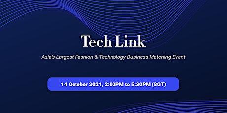 TechLink 2021 - Singapore  Israel tickets