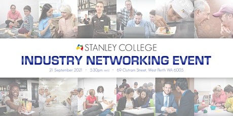 2021 Stanley College Industry Networking Event tickets