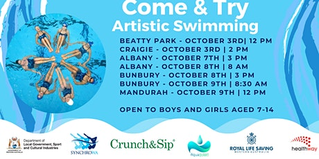 Artistic Swimming - Albany tickets