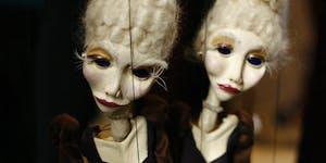 Marionette making workshops with Sian Kidd, London...