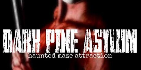 Dark Pine Asylum tickets