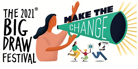 The Big Draw Festival: Make The Change! tickets
