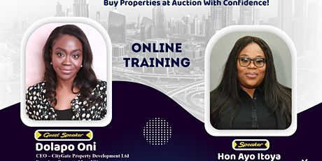 Comprehensive Guide to Buying Properties at Auction Using BRRR Strategy tickets