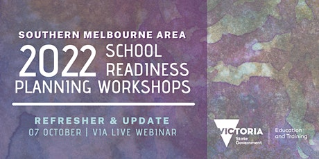 School Readiness Funding Refresher & Update - 2022 SRF Planning Workshop tickets