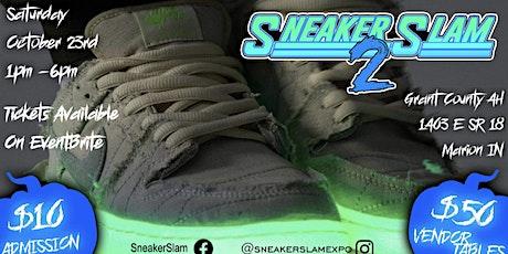 SneakerSlam 2 tickets