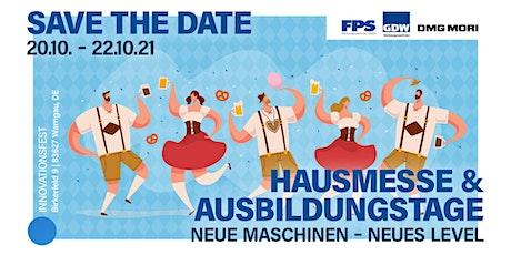 Innovationsfest / Hausausstellung Tickets