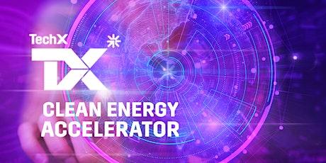 TechX Clean Energy Accelerator tickets