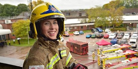 Recruitment Open Day - Fareham fire station tickets