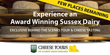Sunday Cheese Tours - High Weald Dairy tickets