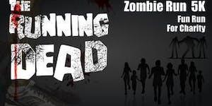 The Running Dead Zombie Fun Run